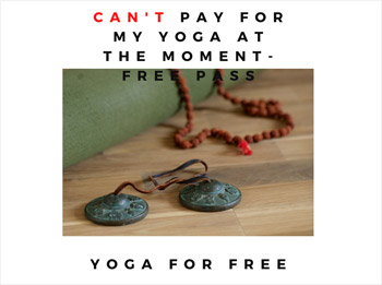 Yoga For Free