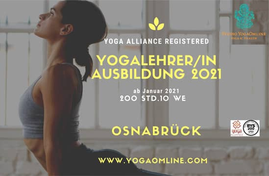 Yoga Teachers Training Course in osnabrück, Germany