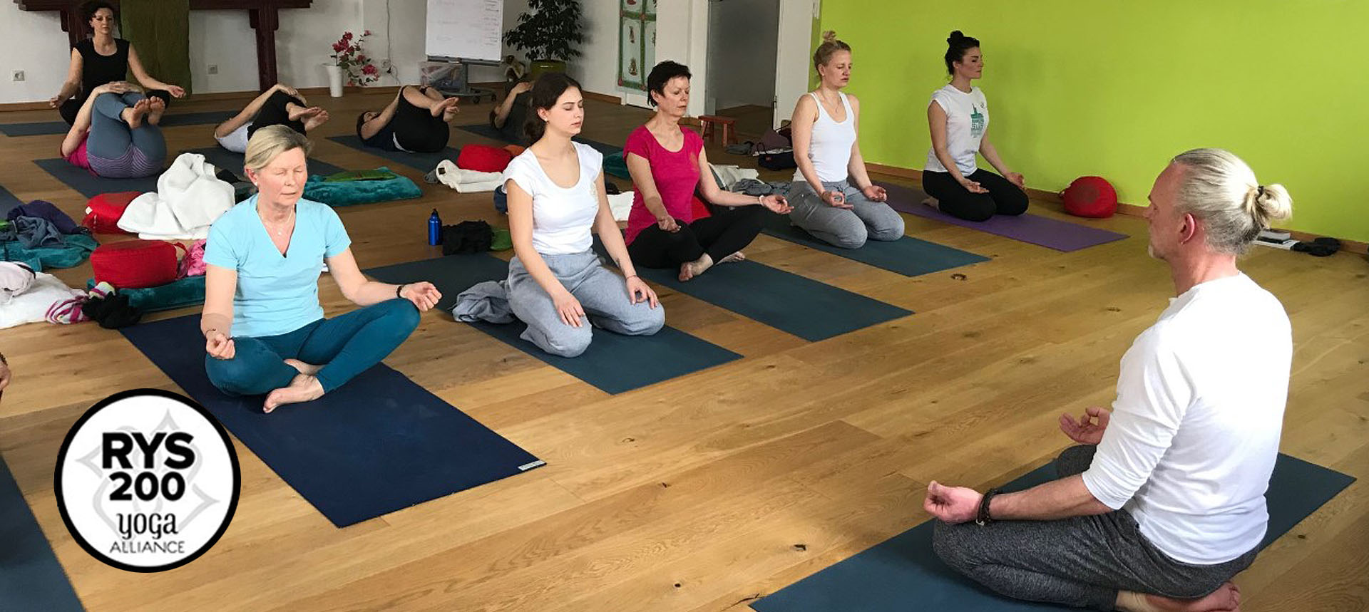 Yoga Teachers Training Course in Germany